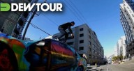 Dew-Tour-SF-2013---StreetStyle-Course-Overview