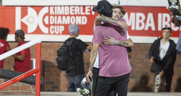 Luan Oliveira vs Nyjah Huston – KDC South Africa 2015(Videos)