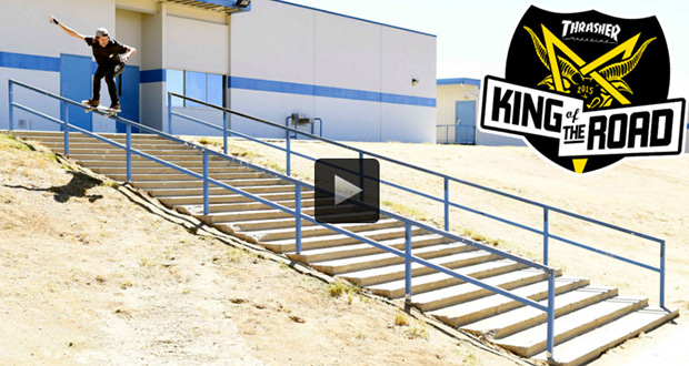 King of the Road 2015: Webisode 8(Videos)